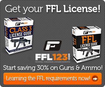 FFL Dealer License