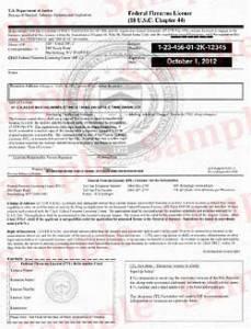 sample ffl license