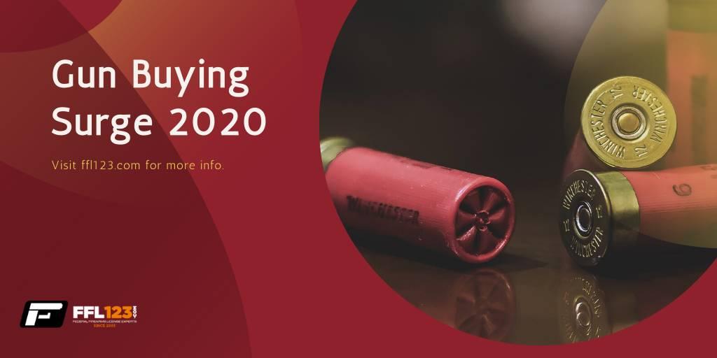Gun Buying Surge 2020