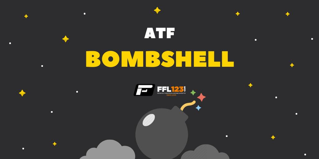 ATF Bombshell - FFL123
