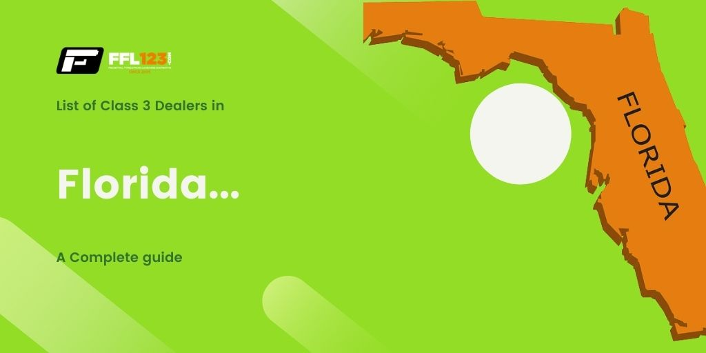 Class 3 License in Florida - FFl123