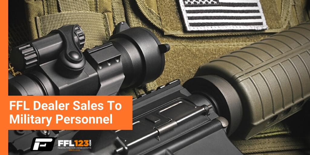 Image of FFL Dealer Sales to Military