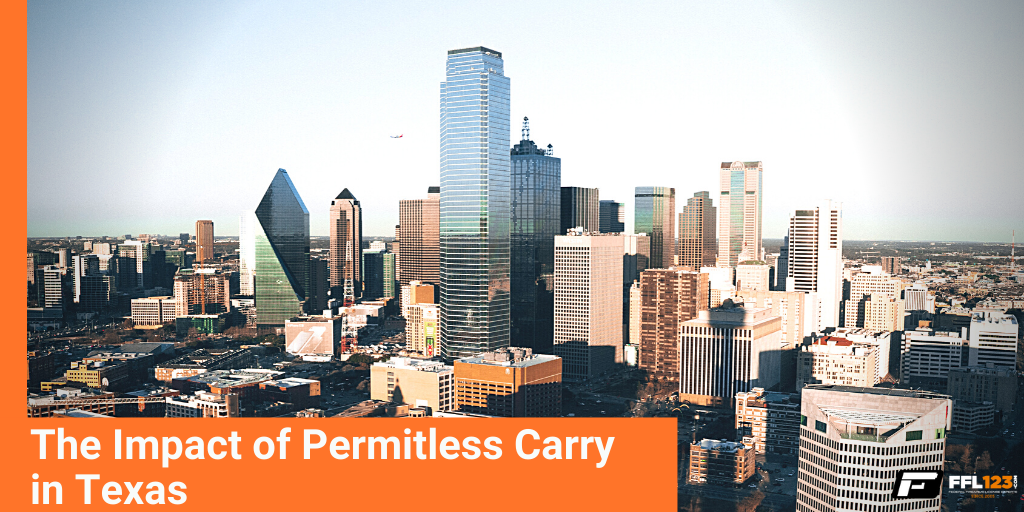 The Impact of Permitless Carry in Texas